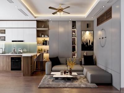 Xu hướng thiết kế nội thất thịnh hành nhất hiện nay