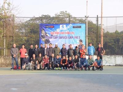 GIẢI TENNIS TRANH CUP SAFUCO LẦN II