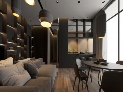 Điểm tô không gian nội thất hiện đại với phong cách nội thất Nhật Bản