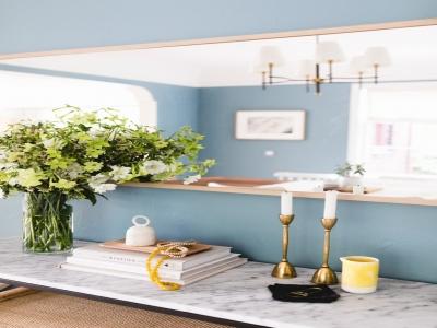 Làm thế nào để chọn màu sơn phù hợp với nội thất