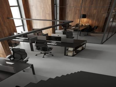 Kiến tạo không gian văn phòng trở nên hiện đại, sang trọng