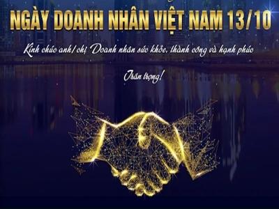 Ngày doanh nhân Việt Nam 13/10/2021
